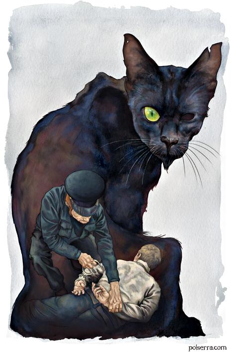 el gato negro edgar allan poe descargar